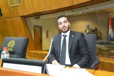 Diputado Juan Manuel Ayala apoyó proyecto para destinar fondos de binacionales a la salud