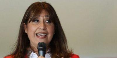 Precandidata colorada a intendencia de Lambaré en desacuerdo con suspensión de elecciones municipales