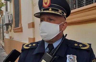 Nombran a nuevo director de Policía de Alto Paraná