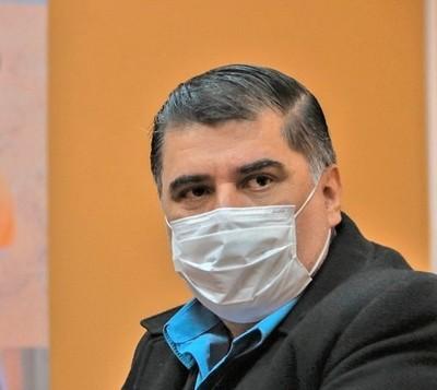 """Ministro de Salud: """"No vamos a joder con esto, tolerancia cero con el tema de vacunación"""", dijo después de lo ocurrido en Franco"""