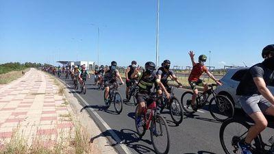 Ciclistas de todo el país convocan a gran encuentro para concientizar sobre el respeto al tránsito y a la vida