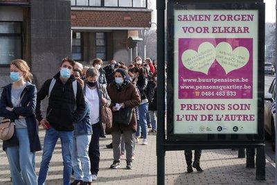 Bélgica pagará terapia psicológica a trabajadores afectados por la pandemia