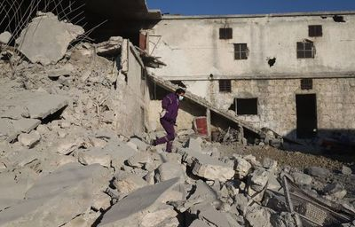 """Siria califica de """"falsas"""" las acusaciones de que usó armas químicas en Idlib"""