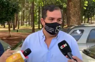 """Estancan denuncia contra precandidato y temen que caso vaya al """"oparei"""""""