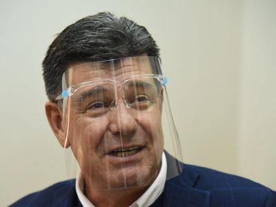 """Efraín Alegre: Suspender elecciones """"sería un atraco a la democracia"""""""