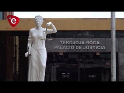 FUNCIONARIOS JUDICIALES DESTACAN RESPALDO DE AUTORIDADES DE LA CORTE