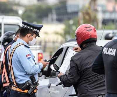 Se recaudaron más de G. 890 millones en concepto de multas por violaciones de cuarentena