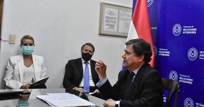 La Nación / Paraguay reitera pedido de distribución equitativa de vacunas ante la OEA