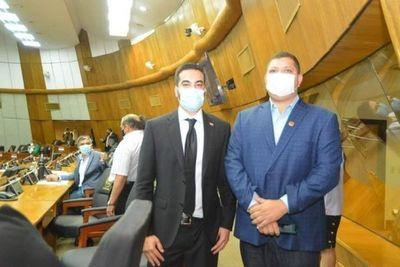 """Diputado Juancho Acosta se alía a Juan Manuel Acevedo para que Pedro Juan sea incluido en el """"Pytyvõ Medicamentos"""""""