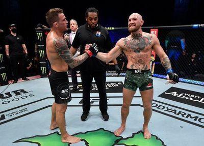 McGregor-Poirier, en Las Vegas y con público