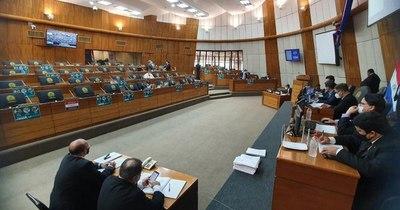 La Nación / Sancionan ley para cubrir gastos de hospitalización por COVID-19