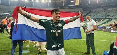 Gustavo Gómez y la oportunidad de levantar otro título continental con Palmeiras