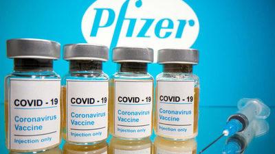 Salud espera la confirmación de Pfizer para adquirir 200 mil frascos de la vacuna