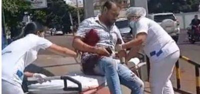 Brasileño baleado en Pedro Juan falleció al llegar en Ponta Porá