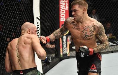 Tercera pelea McGregor-Poirier será en Las Vegas y con máximo aforo