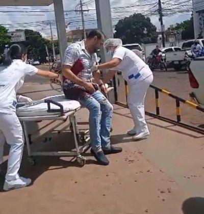 Falleció brasileño que fue atacado a balazos cuando compraba tereré