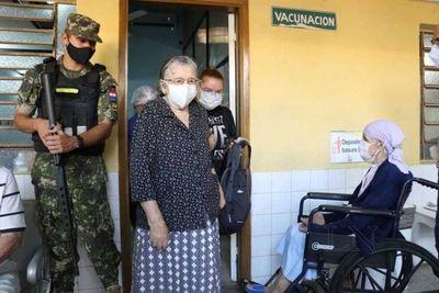Vacunados vip en el Este: de los 145 inmunizados, 110 son los privilegiados