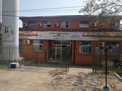Denuncian mala organización en el vacunatorio del Materno Infantil de Loma Pytã