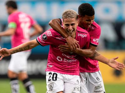 Del Valle completa el grupo A de la Libertadores