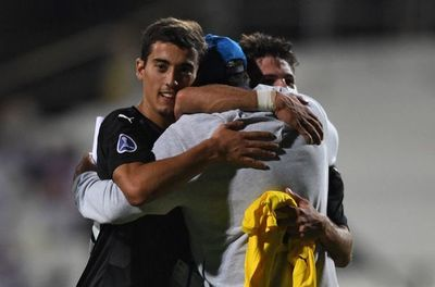 Uruguayo Torque a fase de grupos de Sudamericana