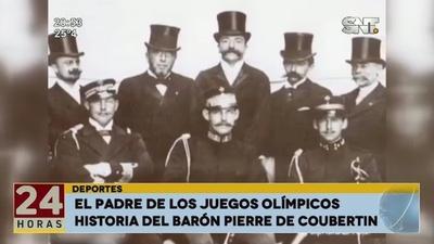 Rumbo a Tokyo 2020: El padre de los Juegos Olímpicos