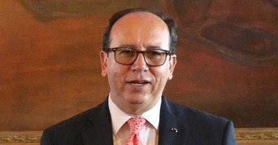 La Nación / Para el cargo de Itaipú, Manuel Cáceres realizó lobby ante senadores liberales