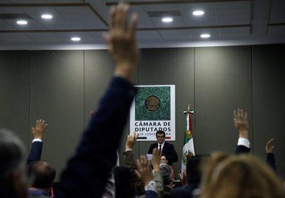 Diputados mexicanos aprueban en lo general reforma a la Ley de Hidrocarburos