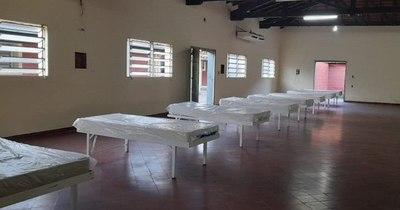 La Nación / Aprueban poner a disposición instalaciones estatales como plan de contingencia sanitaria