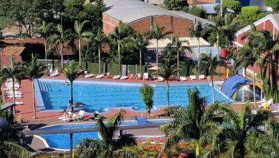 Le Club Resort Hotel: el único resort de Encarnación presenta nuevo deck y próximamente un salón para 800 personas