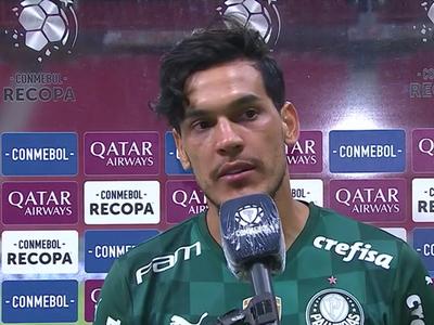 Gustavo Gómez habla tras la derrota en la final