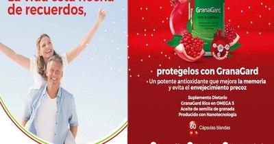 La Nación / GranaGard, innovador producto que mejora la calidad de vida