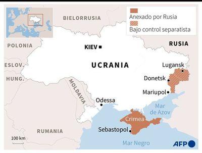 Escalada de tensión en Ucrania por tropas rusas y apoyo estadounidense