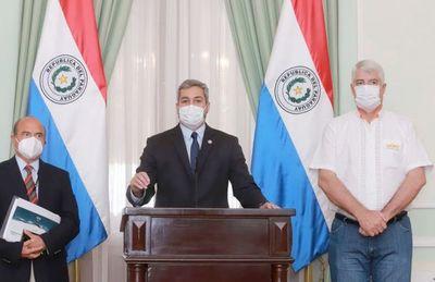 Presionado, Abdo ordena que fondos de Itaipú se destinen a la lucha  covid