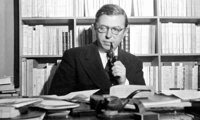 41 años del fallecimiento de Sartre