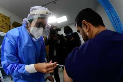 """Investigarán a los """"vacunados Vip"""" de Alto Paraná"""