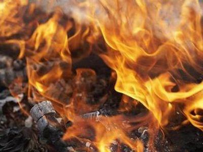 Abuela murió quemada por  culpa  de una vela prendida
