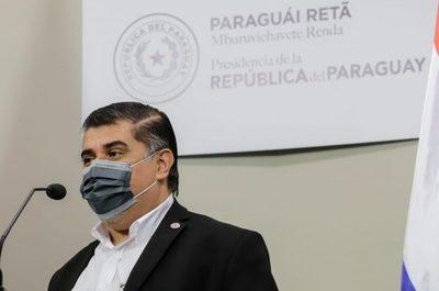 Ministro de Salud dio positivo al coronavirus