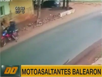 """""""Me salvé de milagro"""", dice joven que luchó contra motoasaltantes"""
