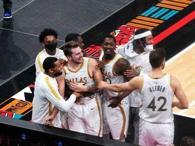 """Curry, Embiid, Westbrook y Doncic protagonizan noche de puro """"Showtime"""""""