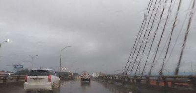 Jueves cálido y con lluvias dispersas, según Meteorología