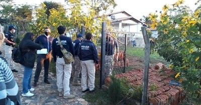 La Nación / A un año de la desaparición de la niña de Emboscada mantienen esperanza de encontrarla