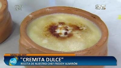 Cocina LMCD: Cremita Dulce