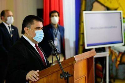 Julio Borba, ministro de Salud, da positivo al Covid-19