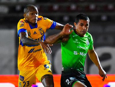 Mendieta y Velázquez anotan para Juárez, que no pudo ante Tigres