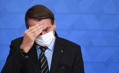 Jair Bolsonaro habló sobre el toque de queda en la Argentina