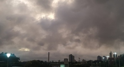 Emiten alerta por tormentas para este jueves