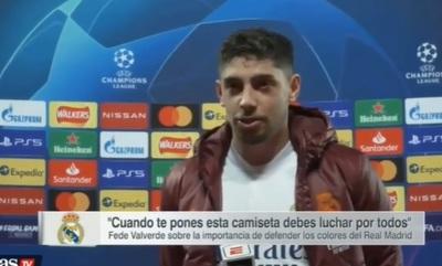 Valverde dice que para él es normal un ataque a bus