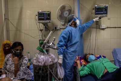 Impactante ola de contagios de coronavirus en India: hubo más de 200 mil casos en un día – Prensa 5