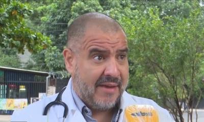 Dr. Carlos Morínigo: 'Este fin de semana puede ser el más negro de la pandemia'