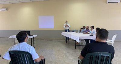 INDI acompañará desafectación de tierras para dos comunidades indígenas de Mariscal Estigarribia